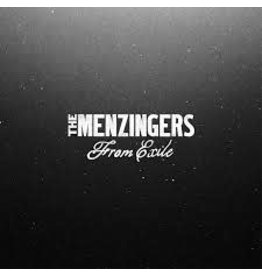 (LP) Menzingers - From Exile (indie shop version/tan)