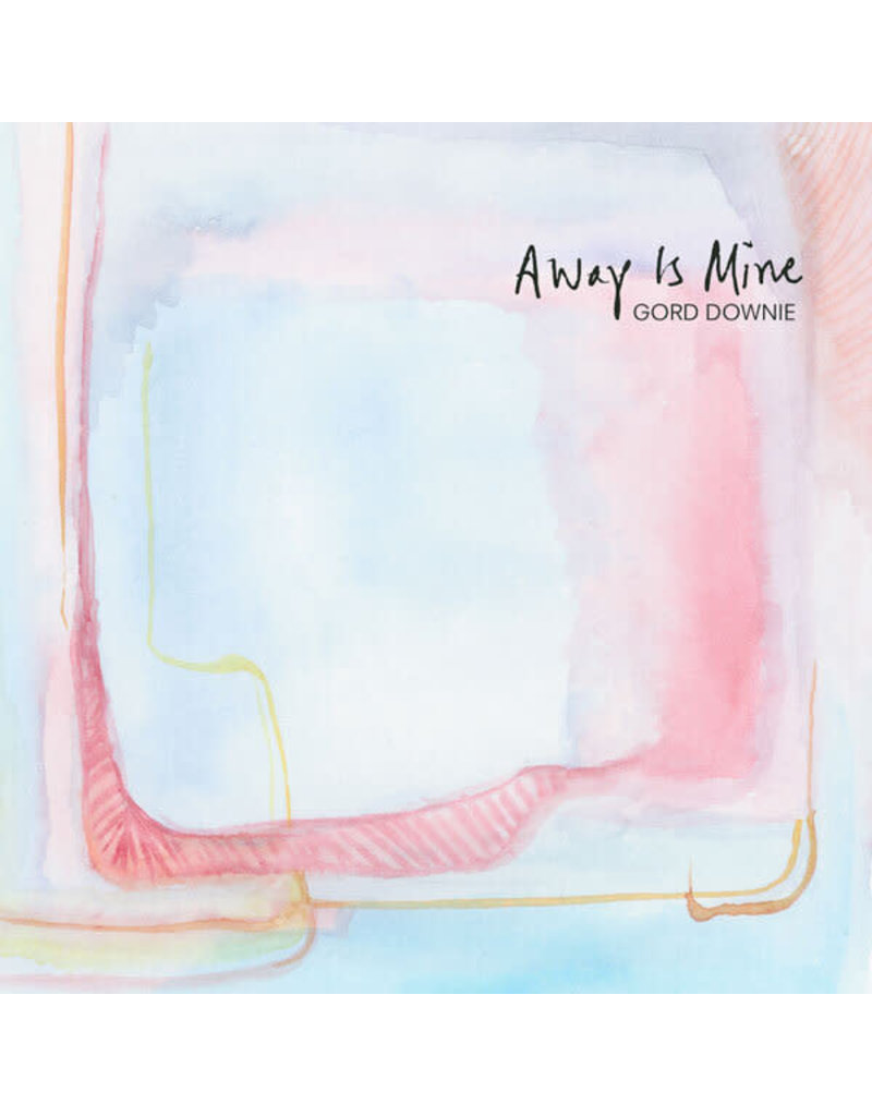 (LP) Gord Downie - Away Is Mine (2LP)