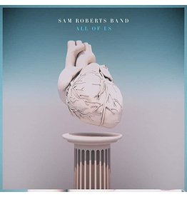 Cadence Music Group (LP) Sam Roberts Band - All Of Us (Indie/Blue)