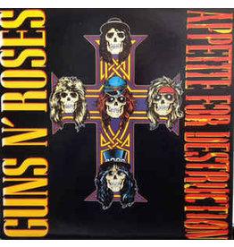 (Used LP) Guns N' Roses – Appetite For Destruction SOLD