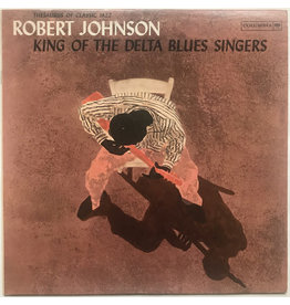 (Used LP) Robert Johnson – King Of The Delta Blues Singers SOLD