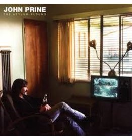 Black Friday 2020 (LP) John Prine -  Asylum Years (3LP) BF20