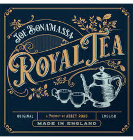 (LP) Joe Bonamassa - Royal Tea (2LP)