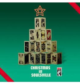 (LP) Various - Christmas In Soulsville