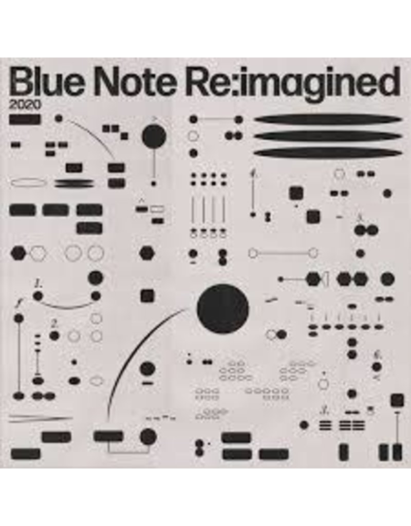 (CD) Various - Blue Note Reimagined (2CD)