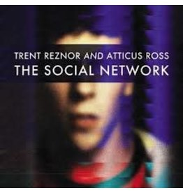 (LP) Soundtrack - Reznor, Trent & Atticus Ross - The Social Network (2LP/definitive edition)