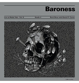 "Black Friday 2020 (LP) Baroness - Live at Maida Vale BBC - Vol. II ( 12"" - Splatter LP w/etch) BF20"