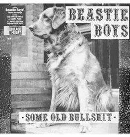 Black Friday 2020 (LP) Beastie Boys - Some Old Bulls (white/early hardcore recordings) BF20