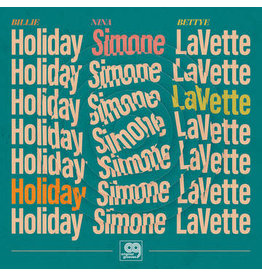 "Black Friday 2020 (LP) Bettye Lavette -  Original Grooves (Billie Holiday & Nina Simone) (12"" EP) BF20"