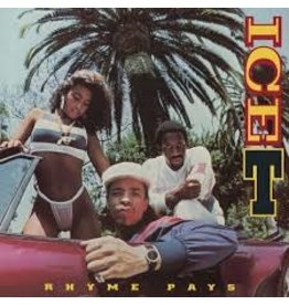 (LP) Ice-T - Rhyme Pays (Yellow)