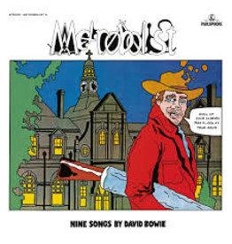 (LP) David Bowie - Metrobolist (Aka The Man Who Sold The World)