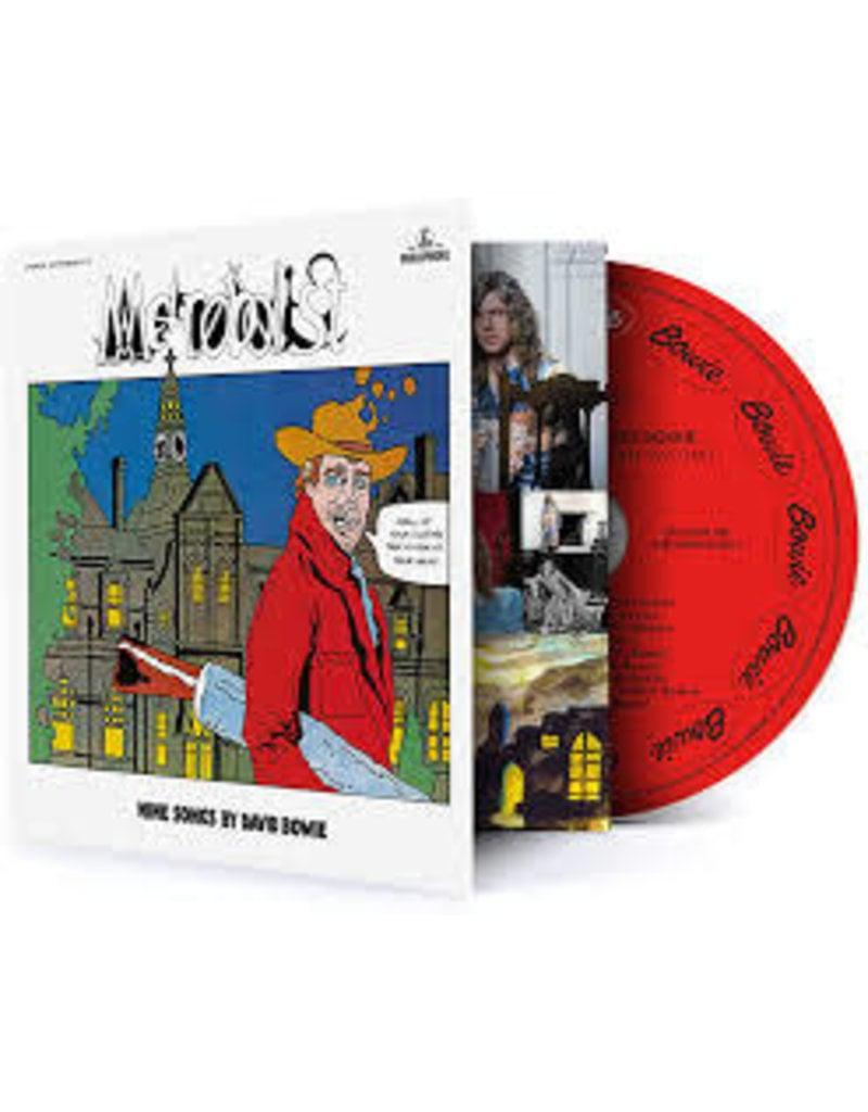 (CD) David Bowie - Metrobolist (Aka The Man Who Sold The World)