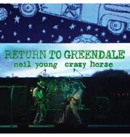 (LP) Neil Young & Crazy Horse - Return To Greendale (2LP)