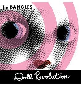 Black Friday 2020 (LP) Bangles - Doll Revolution (Limited, Hand-Numbered 2-LP Streaked Pink Vinyl Edition) BF20