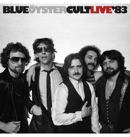 Black Friday 2020 (LP) Blue Öyster Cult - Live '83 (Limited 2-LP Blue with Black Swirl Vinyl Edition) BF20