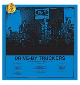 Black Friday 2020 (LP) Drive-By Truckers - Plan 9 Records July 13, 2006 (3xLP Vinyl) BF20 *Red, Blue Or Yellow Cover*
