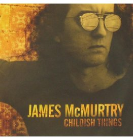 Black Friday 2020 (LP) James McMurtry - Childish Things (2xLP) BF20