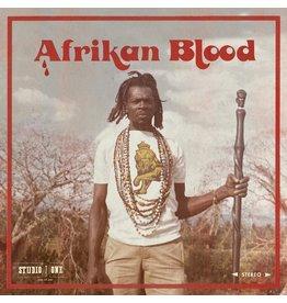 Black Friday 2020 (LP) Various - Studio One - Afrikan Blood BF20