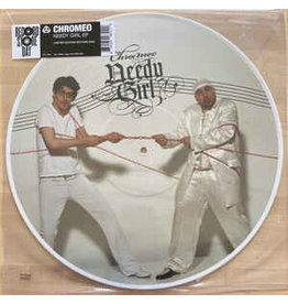 "(LP) Chromeo - Needy Girl 12"" Picture Disc RSD20 (October Drop Day)"