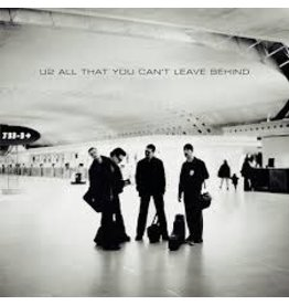 (LP) U2 - All That You Can't Leave Behind (2LP Reissue)
