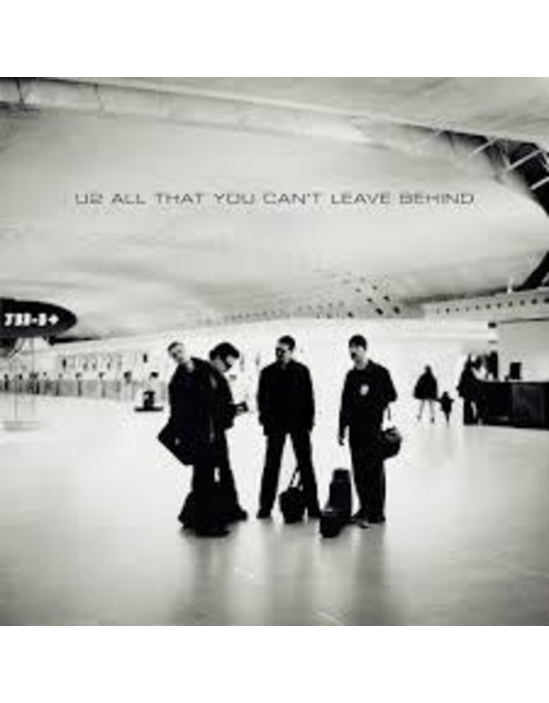 (CD) U2 - All That You Can't Leave Behind (5CD Box Set/2020 Reissue)