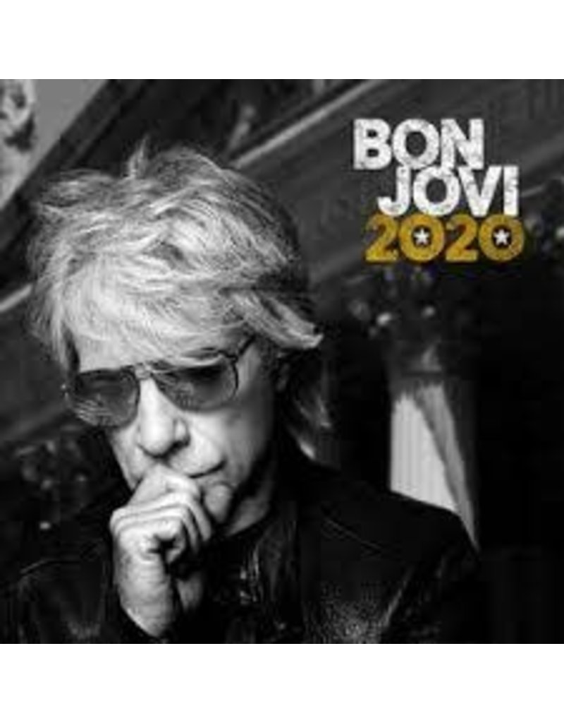 (CD) Bon Jovi - 2020