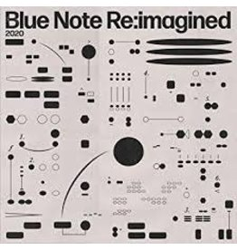 (LP) Various - Blue Note Re:imagined (2LP)