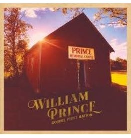 (LP) William Prince - Gospel First Nation