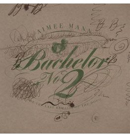 Black Friday 2020 (LP) Aimee Mann - Bachelor No. 2 (or, the last remains of the dodo) (2LP) BF20