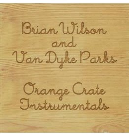 Black Friday 2020 (LP) Brian Wilson and Van Dyke Parks - Orange Crate Instrumentals BF20