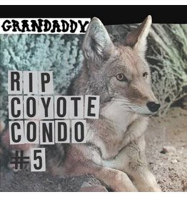 "Black Friday 2020 (LP) Grandaddy - RIP Coyote Condo #5 b/w The Fox in the Snow and In My Room (12"") BF20"