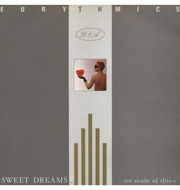 (Used LP) Eurythmics - Sweet Dreams Are  Made of This