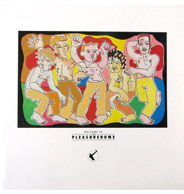 (Used LP) Frankie Goes To Hollywood - Welcome To the Pleasuredome