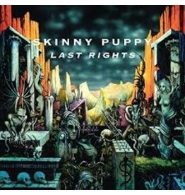 (LP) Skinny Puppy - Last Rights (2020 Reissue)
