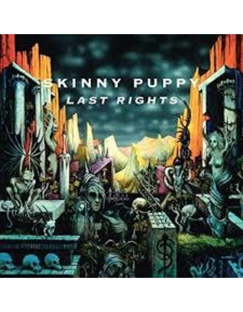 (LP) Skinny Puppy - Last Rights (2020 Reissue)