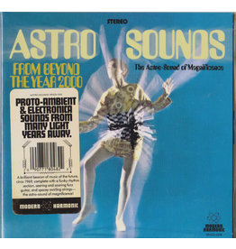 (CD) Jerry Cole - Astro-sounds From Beyond the Year 200 RSD17