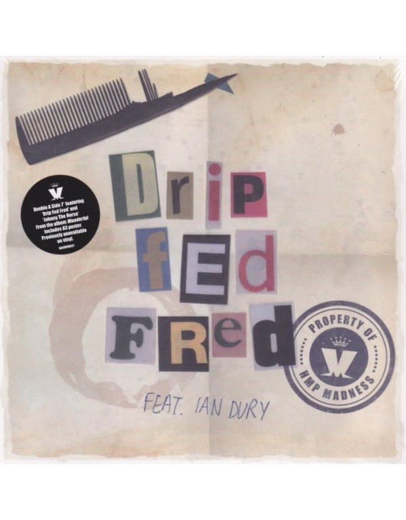 "(LP) Madness - Drip Fed Fred / Johnny The Horse (7"") RSD17"