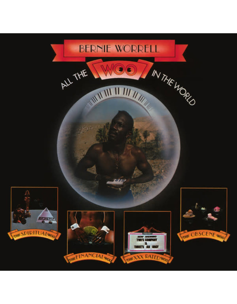 Bernie Worrell – All The Woo In The World(BF17)