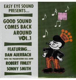 "(LP) Dan Auerbach / Sonny Smith / Robert Finley - Good Sound Comes Back Around Vol. 1 7"" (BF17)"