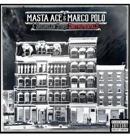 Black Friday 2020 (LP) Masta Ace & Marco Polo - A Breukelen Story Instrumentals BF20