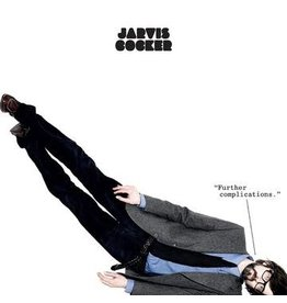 (LP) Jarvis Cocker - Further Complications (Black Vinyl (LP+12-inch of You're In My Eyes))