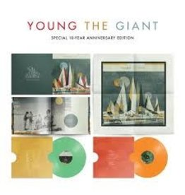 (LP) Young The Giant - Self Titled (10th Anniversary Edition)