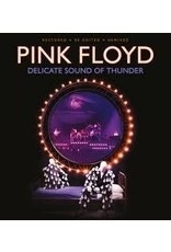 (CD) Pink Floyd - Delicate Sound Of Thunder (2CD) (re-stored/re-edited/re-mixed)