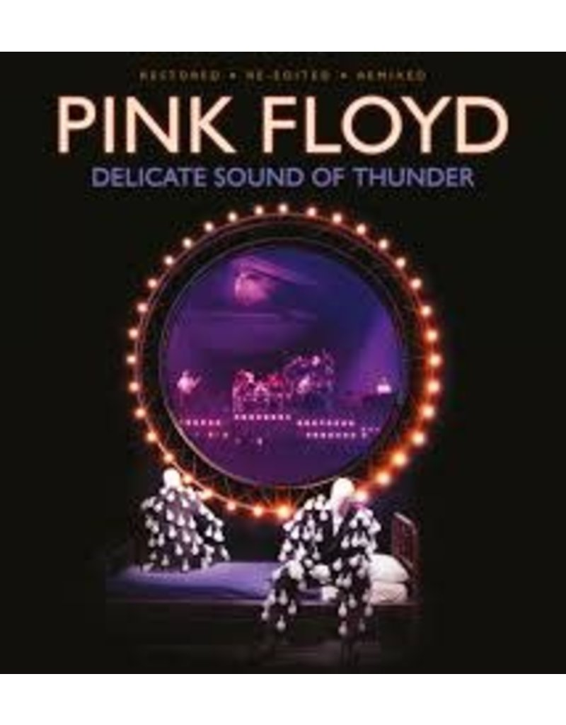 (CD) Pink Floyd - Delicate Sound Of Thunder Delicate Sound Of Thunder (2CD/BluRay/DVD) 2020