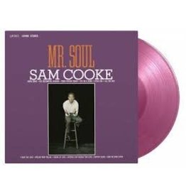 (LP) Sam Cooke - Mr Soul (Purple Marbled Vinyl/2020 Reissue)