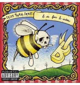 Smartpunk Records (LP) Less Than Jake - B Is For B-Sides (Indie Yellow/2020 Reissue)