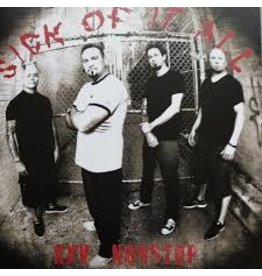 Back on Black (LP) Sick Of It All - Nonstop (2020 Reissue)