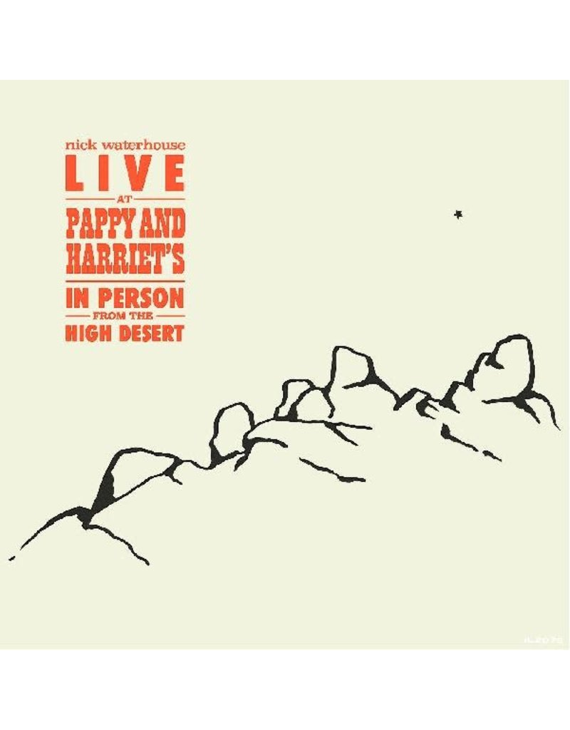 (CD) Nick Waterhouse - Live At Pappy & Harriet's: In Person From The High Desert