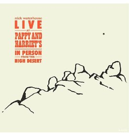 (LP) Nick Waterhouse - Live At Pappy & Harriet's: In Person From The High Desert
