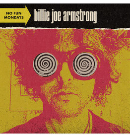 (LP) Billie Joe Armstrong - No Fun Mondays (Exclusive Baby Blue Vinyl)